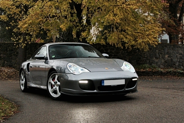 911 996 Turbo Tiptronic