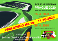 5. PORSCHE MEETING PRAGUE 2020