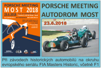PORSCHE MEETING MOST 2018
