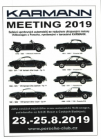 KARMANN MEETING 2019