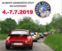 PORSCHE TATRY HOLIDAY 2019